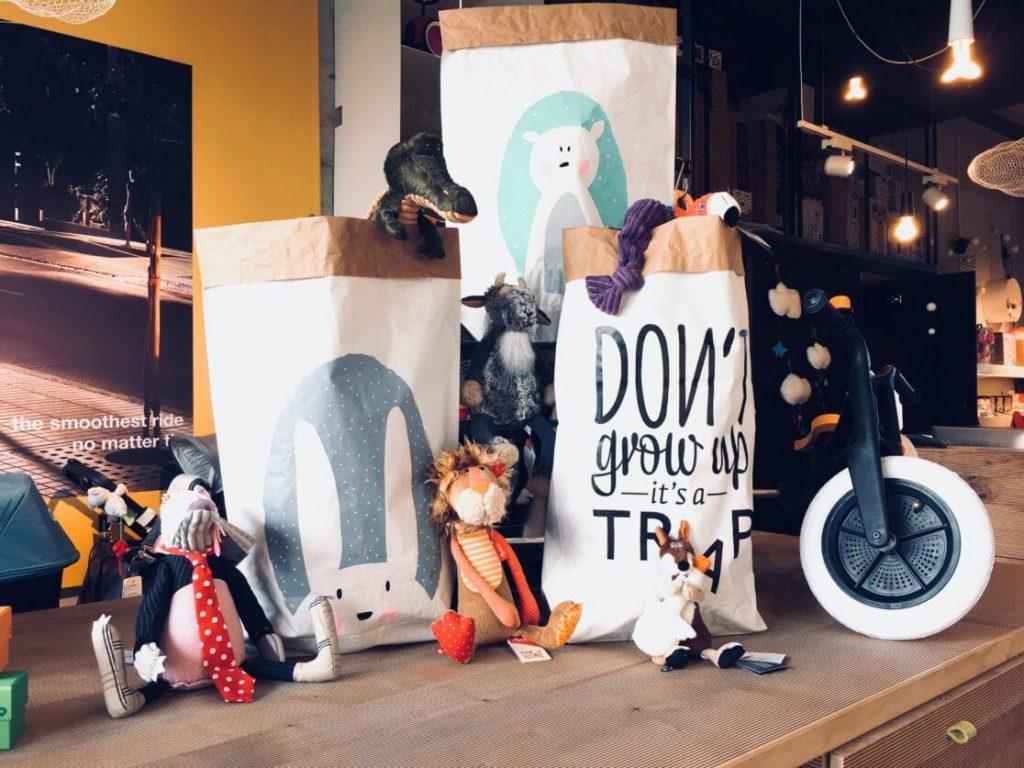 vreća za igračke